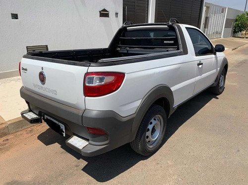 fiat strada 1.4 working flex 2p 2016