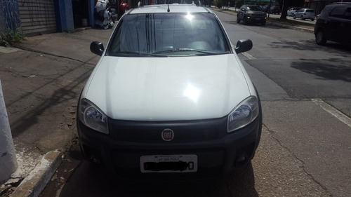 fiat strada 1.4 working flex 2p completa 2016
