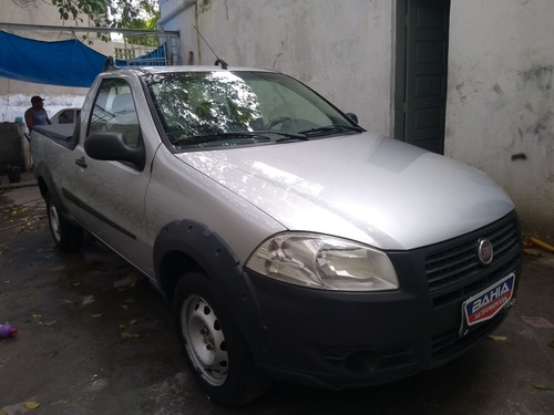 fiat strada 1.4 working itália flex 2p 2013