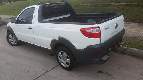 fiat strada 1.4cc pickup full año 2016¡¡¡ muy buen estado¡¡¡