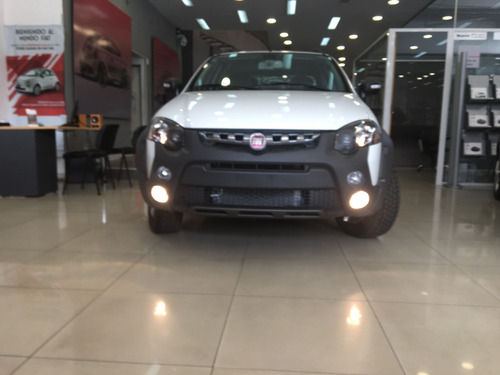 fiat strada 1.6 adventure pack xtreme/locker - retira ya!!