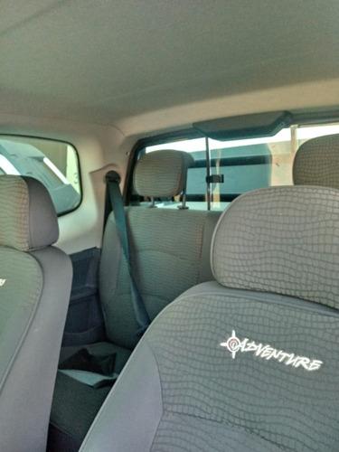 fiat strada 1.8 16v adventure cab. dupla flex 2p