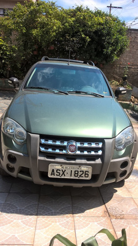 fiat strada 1.8 16v adventure locker ce flex 2p