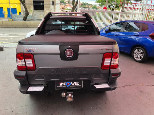 fiat strada 1.8 16v adventure locker ce flex 2p muito nova