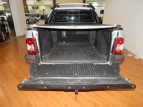 fiat strada 1.8 mpi adventure ce 16v flex completa c/ airbag