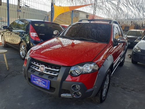 fiat strada 2009 1.8 adventure locker