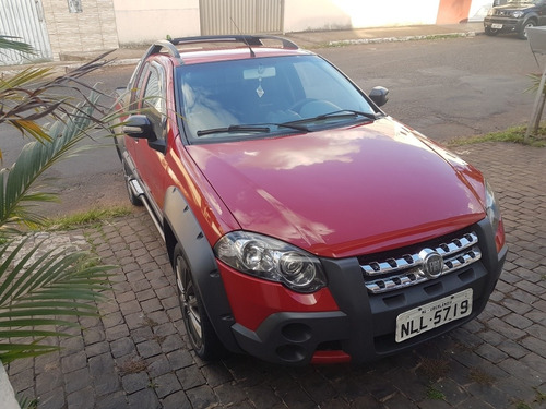 fiat strada 2009 1.8 adventure locker ce flex 2p