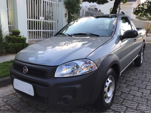 fiat strada 2015 cs 1.4 working - único dono