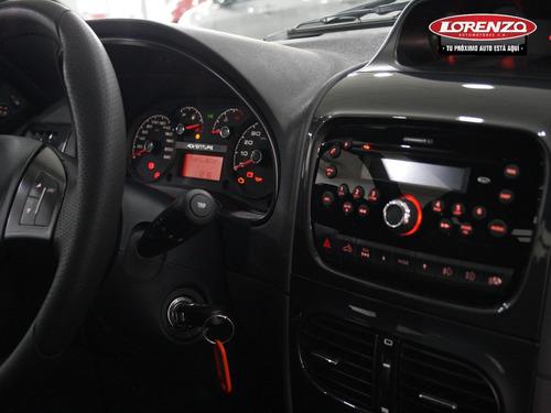 fiat strada adventure 1.6 16v cabina doble (3 puertas)