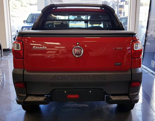fiat strada adventure 1.6 cd + pack xtreme  0k  jrb