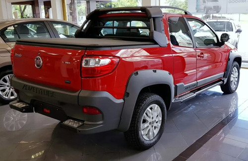 fiat strada adventure 1.6 cd + pack xtreme rrb