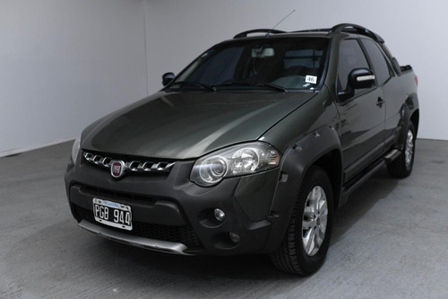 fiat strada adventure 1.6 dc l/14 locker 2015
