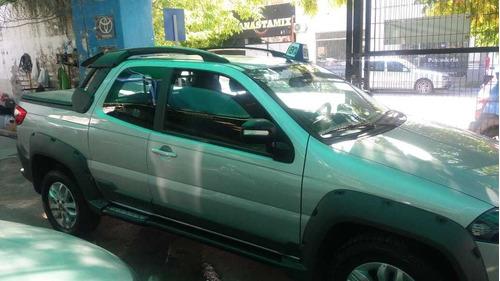 fiat strada adventure 1.6 pick-up cabina doble okm año 2019