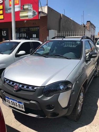 fiat strada adventure 2018 cd/pack top c/gnc
