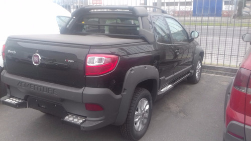 fiat strada adventure doble cabina 1.6 locker blanca rotter
