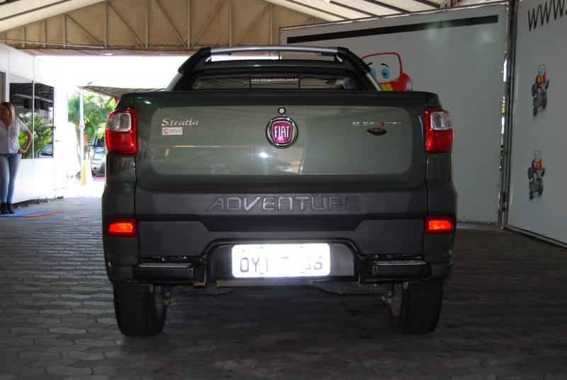 Fiat Strada Adventure Locker Ce 1 8 16v Flex 2015
