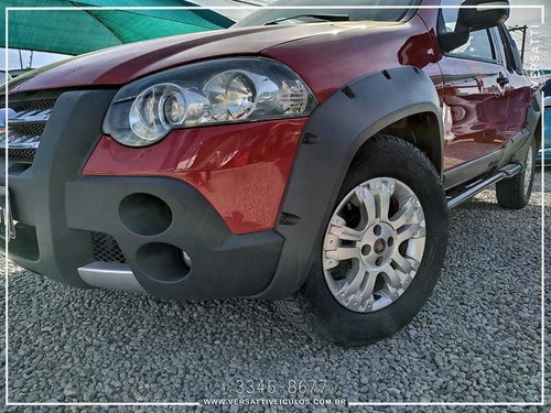 fiat - strada adventure locker ce 1.8  2010