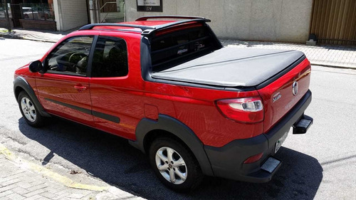 fiat strada hard working 1.4, 2016/2017, único dono