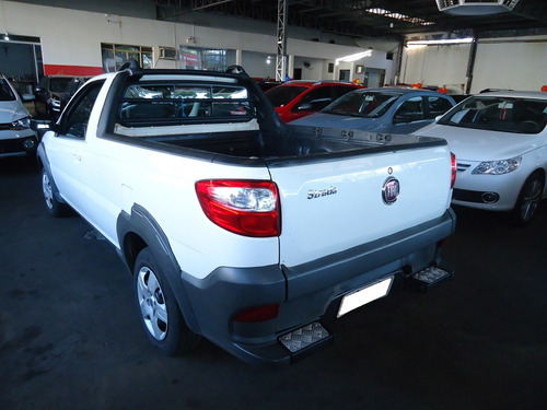 fiat strada hard working 1.4 cs (cabine simples)