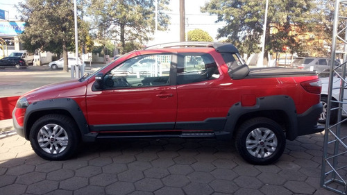 fiat strada working 1.4 cabina doble 0km rrb