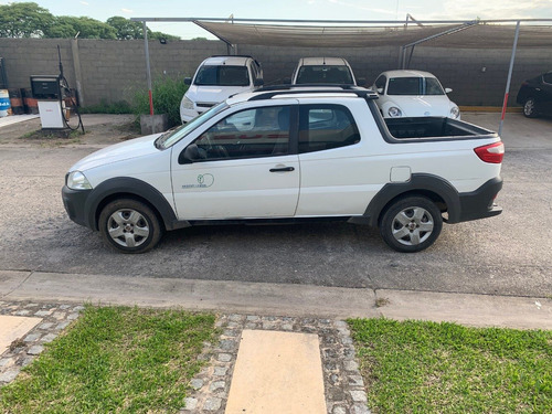 fiat strada working 1.4 doble cabina