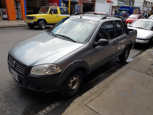 fiat strada working 1.4 doble cabina a/a