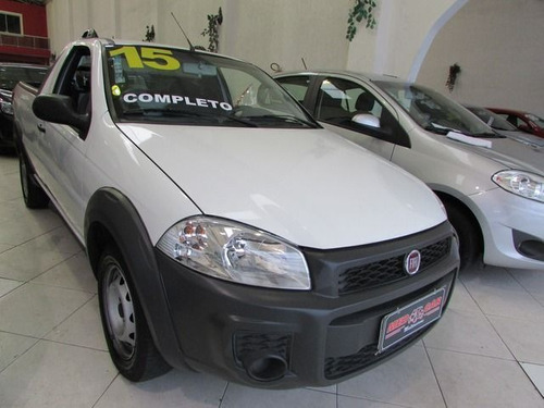 fiat strada working 1.4 evo flex, fut3594