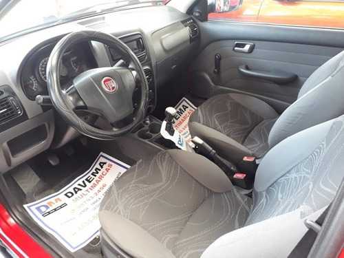 fiat strada working 1.4 (flex) 2013