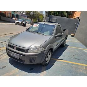 Fiat Strada Working Cs 1.4 Ótimo Estado 2014 $ 31500 Financ