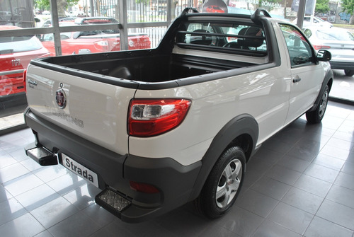 fiat strada working cs  2020 0k