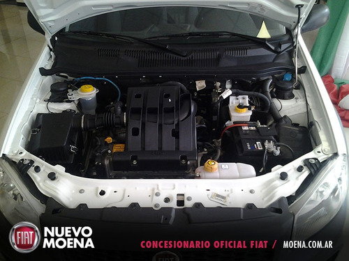 fiat strada working c/simple 1.4 8v blanca 2 puertas 2019