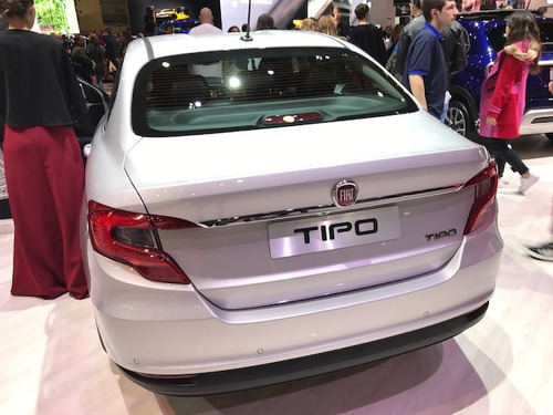 fiat tipo  pop at 6 2018