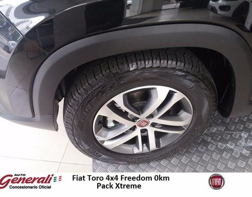 fiat toro 0km 2017 freedom 4x4 2.0 16v diesel xtreme  #ca1