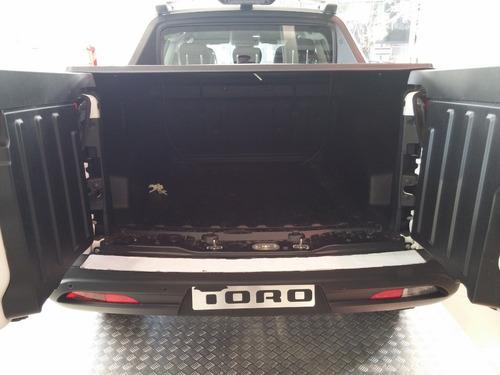 fiat toro 0km 2017 volcano 4x4 2.0 diesel automatica cor#ca1