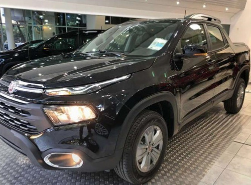 fiat toro 0km 2021 my20 1.8  at 130cv nafta freedom  #ca1