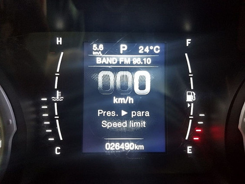 fiat toro 1.8 16v evo freedom top!!