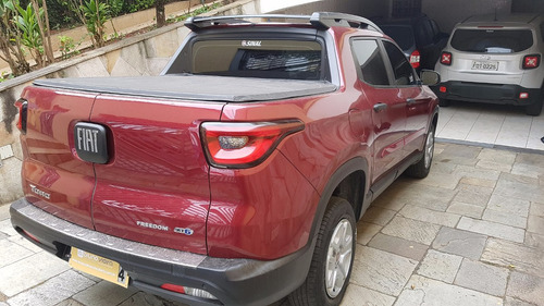 fiat toro 1.8 16v freedom flex 4x2 aut 4p revisada impecável