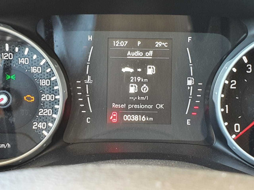 fiat toro 1.8 freedom 4x2 at6 excelente casi 0km