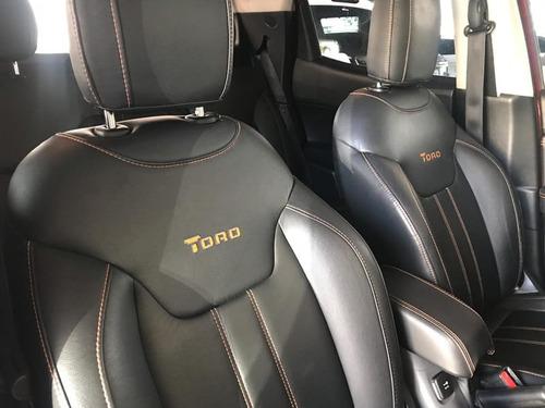 fiat toro 2.0 16v turbo diesel volcano 4wd  2017