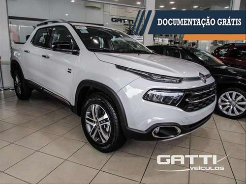 fiat toro 2.0 16v turbo volcano 4wd at9