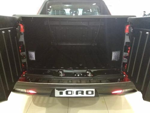fiat toro 2.0 freedom 0km 4x4 automatica pack full auto ml16