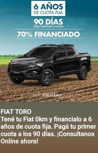 fiat toro 2.0 freedom 4x4 at