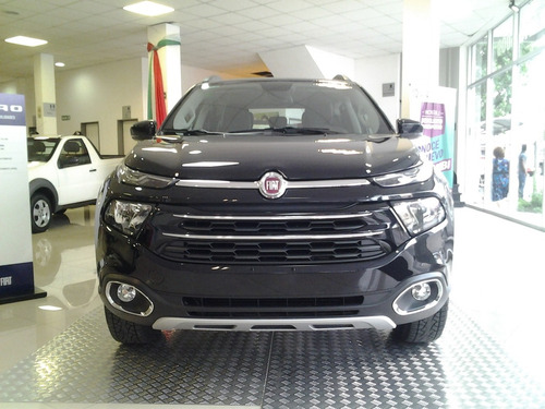 fiat toro 2.0 freedom 4x4 at stock disponible