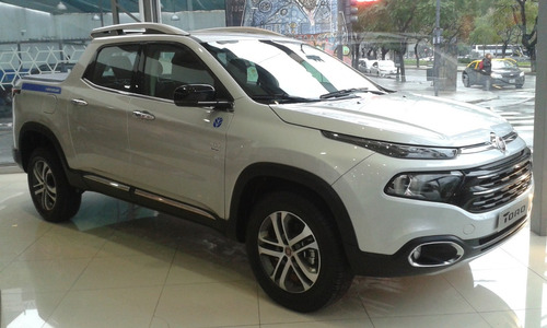 fiat toro 2.0 freedom 4x4 at9 0km ant. y 24 cuot. 0% interes
