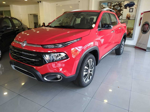 fiat toro 2.0 volcano 4x4  at  2020 / 0km financio 0km