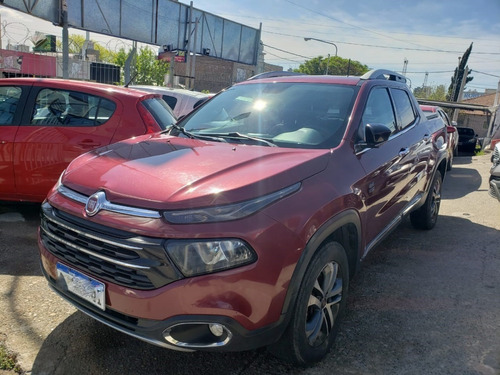fiat toro 2.0 volcano 9at cab/doble 4x4