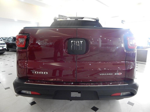 fiat toro 2.0 volcano turbo diesel 4wd at9 aut top de linha