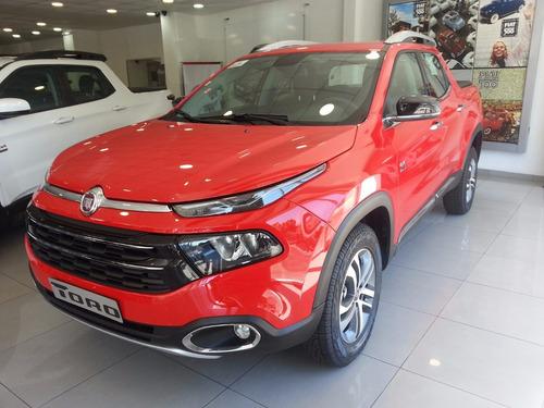 fiat toro 2018 0km 4x4 aut - 0km - anticipo en $$ o tu usado