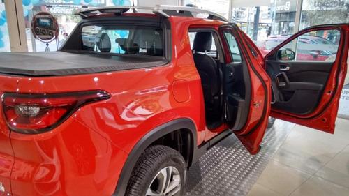 fiat toro 2020 volcano rojo diesel financiacion directa mb