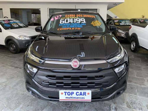 fiat toro endurance 1.8 at6 4x2 (flex) - completo